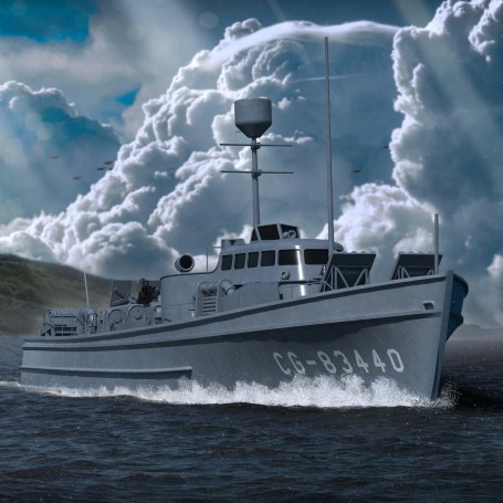 US Coast Guard 83' Patrol Cutter