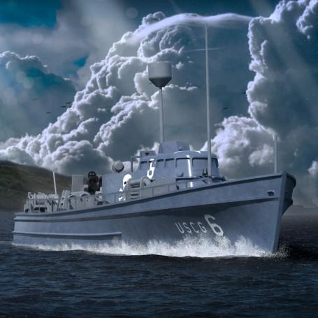 US Coast Guard 83' Patrol Cutter