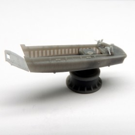 L.C.V.P. (Landing Craft, Vehicle, Personnel) (x5)