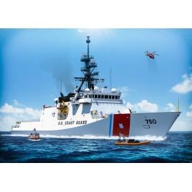USCGC Bertholf WMSL-750 1/350 coque complète