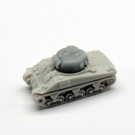 Sherman M4 tank (x4)
