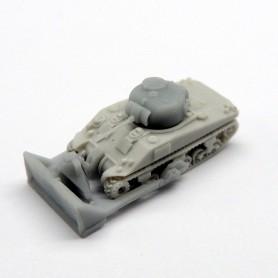 Char Sherman M4 Dozer (x2)