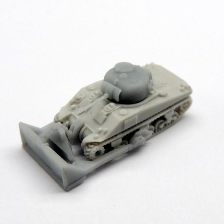 Sherman Dozer M4 Tank (x2)