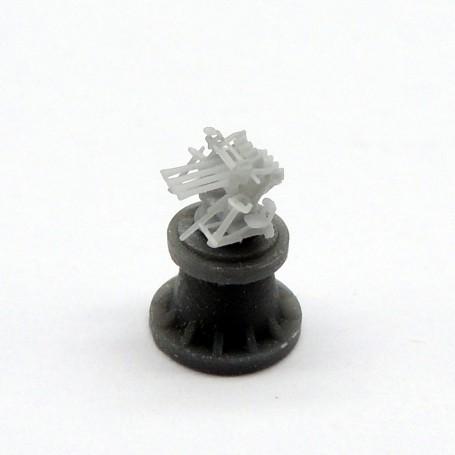Mitrailleuse japonaise de 13,2mm type 93 quadruple (x6)
