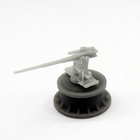 Canon de 120mm /45 monotube Marine japonaise (x2)