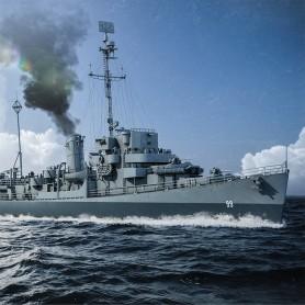Destroyer Escort classe Cannon version de base
