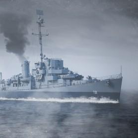 Destroyer Escort classe Cannon Marine Nationale