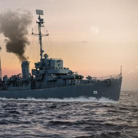 Edsall class Destroyer Escort