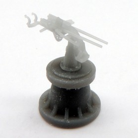 2cm FLAK C 30 twin mount gun (x8)