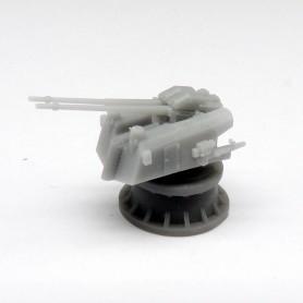 SK C/33 twin 10.5cm gun on Dopp.LC/31 gE mount (x2)