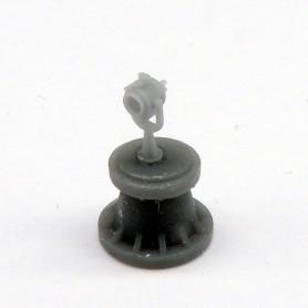 Lampe à signaux de 50cm type Admiraly de la Royal Navy (x18)