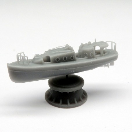 US Navy 35ft motor boat (x2)