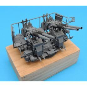 1/72 40mm Bofors quad gun (x1)