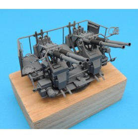 Canon de 40mm Bofors quad (x1)
