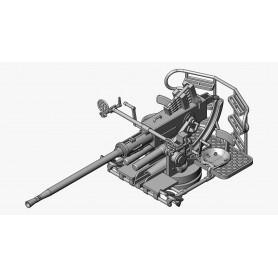Canon de 40mm Bofors simple
