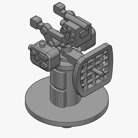 Mk.52 gun director (x4)