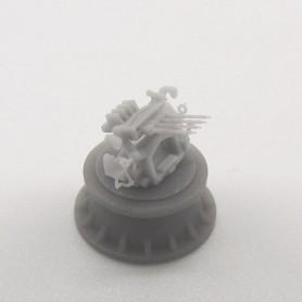 Canon de 1.1in/75cal. quad mount Mk.2 (x4)