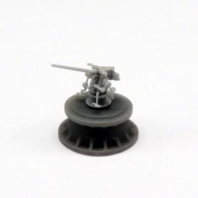 Canon de 3in./50 Mk.11 (x4)