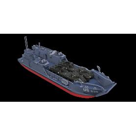 Landing Craft Tank LCT(6) 1/350
