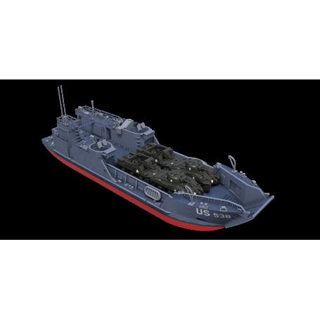 1/350 Landing Craft Tank LCT(6)