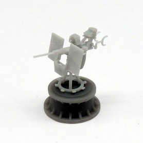 20mm Oerlikon Mk.10 gun with Mk.14 gunsight (x2)