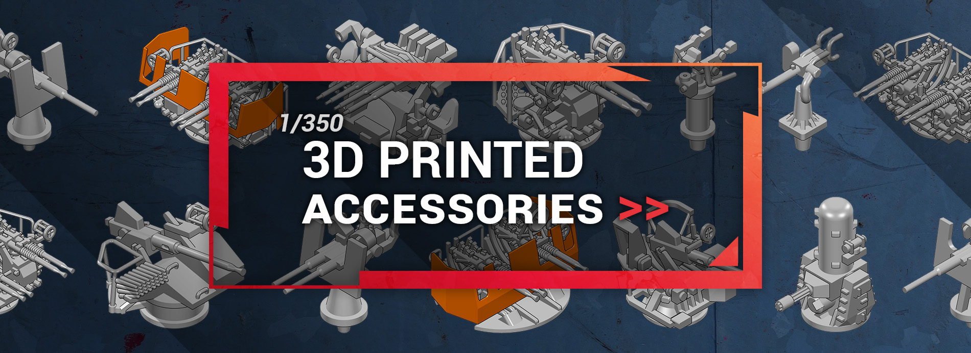 3D Printed Accessories